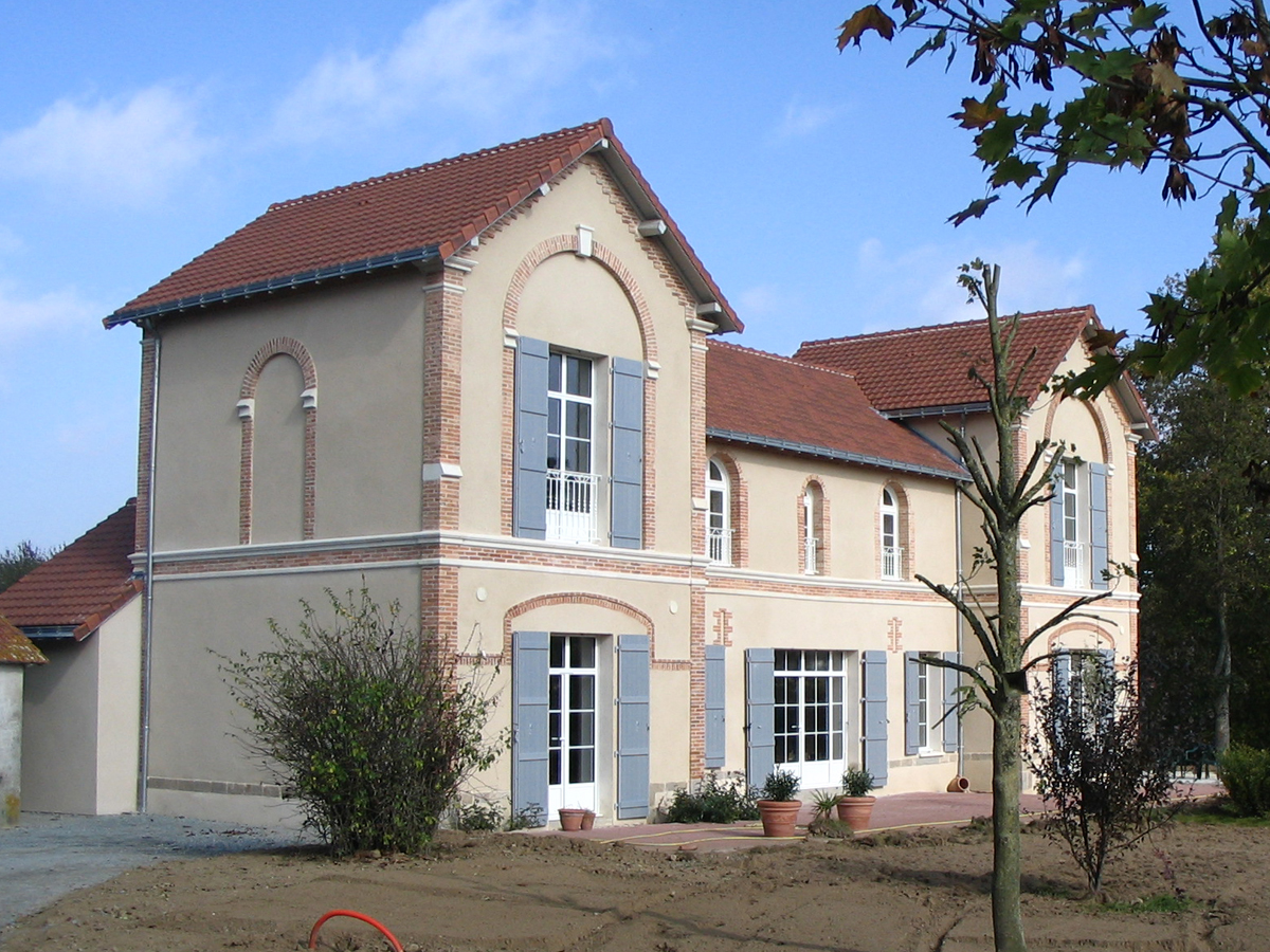 AIZENAY Rénovation H